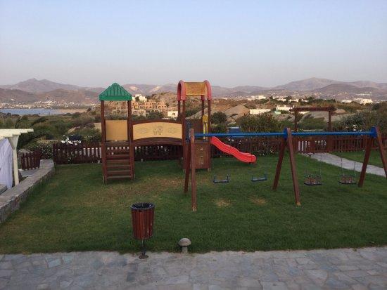 Golden Sun Hotel : Kids area
