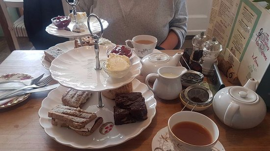 Steyning, UK: Afternoon tea for two