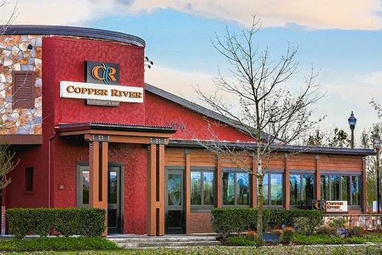 Copper River Restaurant Bar Hillsboro Menu Prices