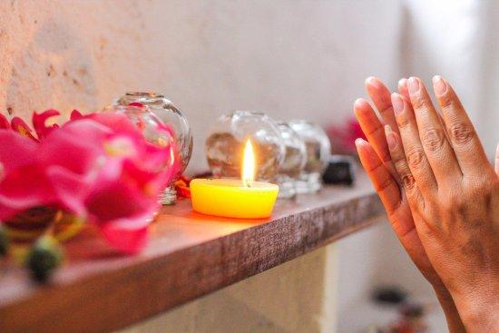 Tepoztlan, Mexiko: masaje relajante, masaje holistico, digiopresión profunda, ventosas, piedras calientes...