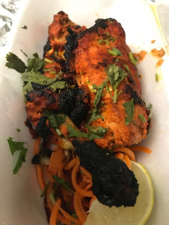 Catonsville, MD: Spicy Chicken Tandoor