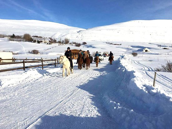 Akureyri, Island: winter tours