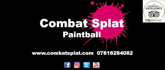‪Combat Splat Paintball‬