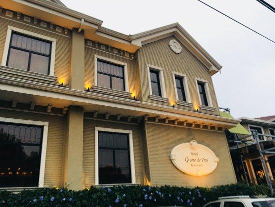 Hotel Grano de Oro San Jose Photo