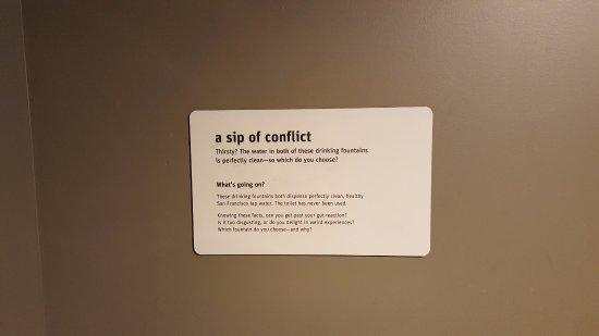 Exploratorium: Exhibit explanation