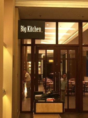 The Big Kitchen (Hilton Sanya)