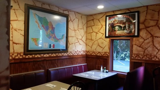 Ashland, KY: A favorite booth located in the back of the restaurant located in front of the bar
