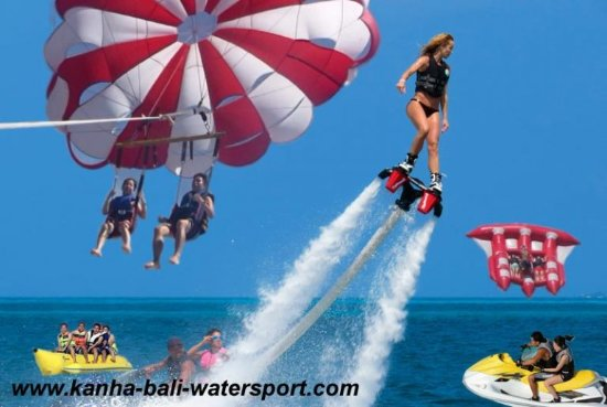 Kanha Bali Watersport