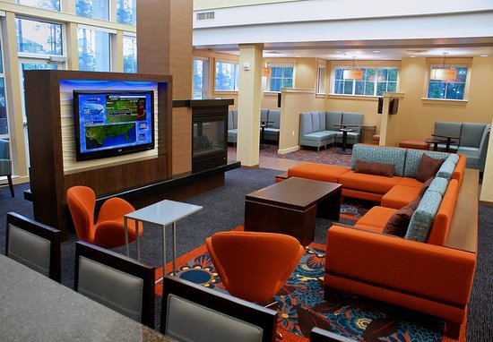 Residence Inn New Orleans Covington/North Shore: Lobby