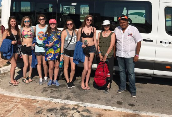 Progreso, Mexico: we love cruisers