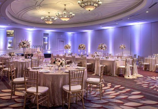 Norfolk Waterside Marriott: Marriott Ballroom - Wedding