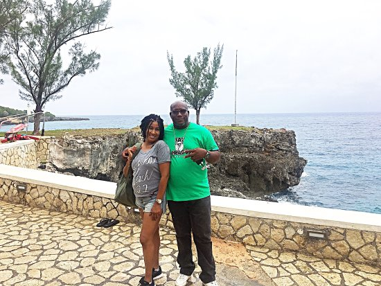 Steve was awesome Made trip to Negril fantastic Picture of Blue