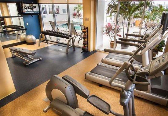 Courtyard Ocean City Oceanfront : Fitness Center