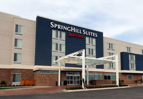 SpringHill Suites San Angelo: Exterior