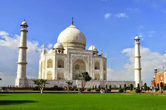 Private Day Trip of Taj Mahal and...