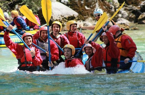 First class Rafting Stag party and...