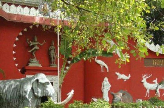 Visita los 5 mejores museos en Chennai