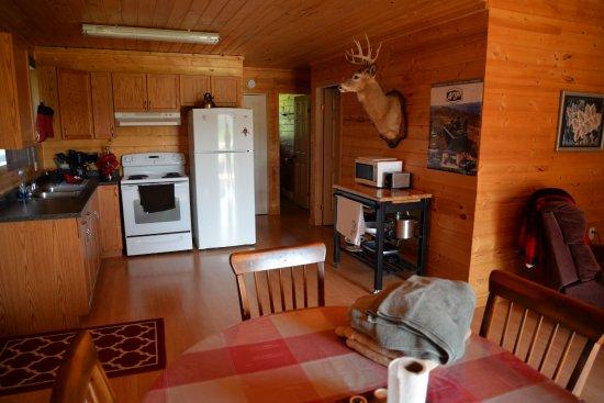 Harvest Lodge on Waterhen River: Master Angler Cabin
