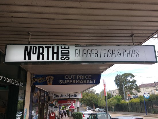 Pymble, Австралия: New gourmet burger place. Welcome.