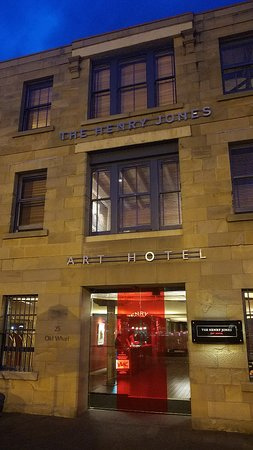 The Henry Jones Art Hotel : 20171029_171445_large.jpg