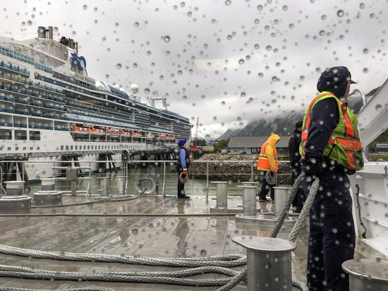Alaska Marine Highway System - Day Cruises : Alaska Marine Highway System