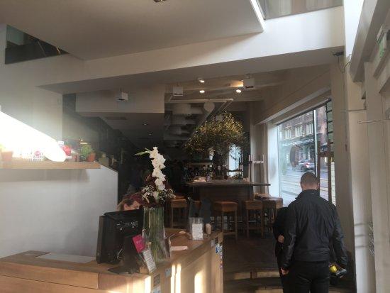 Vapiano : 店内の様子