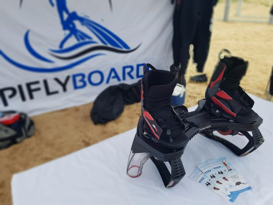 Phillip Island Flyboard: Our office