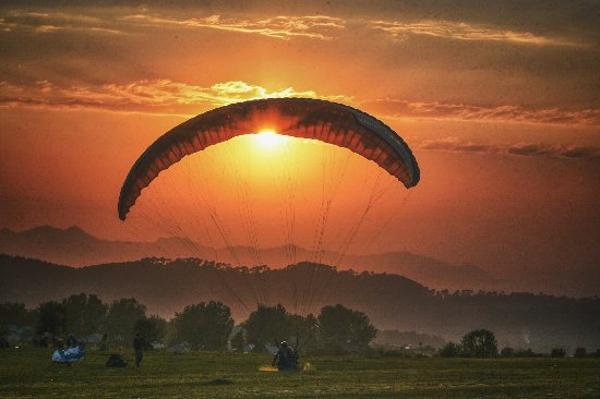 Skylark School of Paragliding