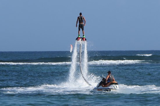 Cowes, Australien: Fly at PI-Flyboard for a great experience