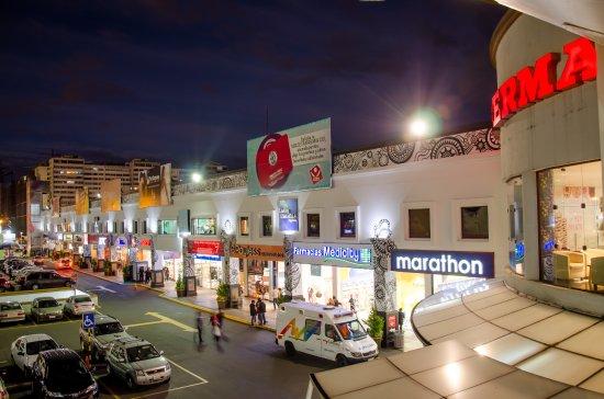 Centro Comercial Inaquito