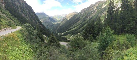 Partenen, Österreich: Montafondal