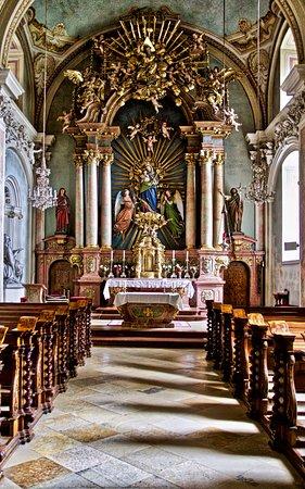 St. Florian, النمسا: Zijkapel