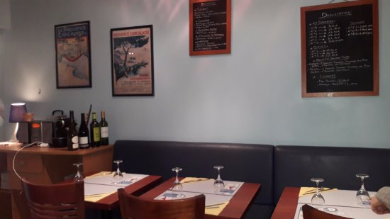 Очень вкусно! - Picture of Pleine Mer, Paris - TripAdvisor