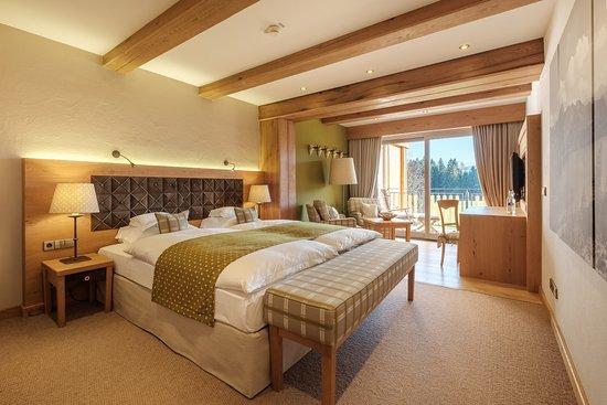 Sonnenalp Resort: Doppelzimmer Nebelhorn