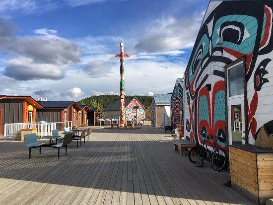 Carcross, Canada: Caribou Crossing Coffee