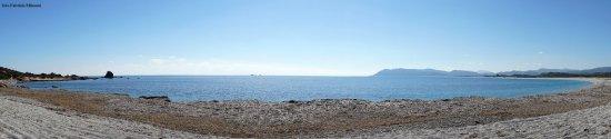 Villaputzu, Italie : Vista panoramica