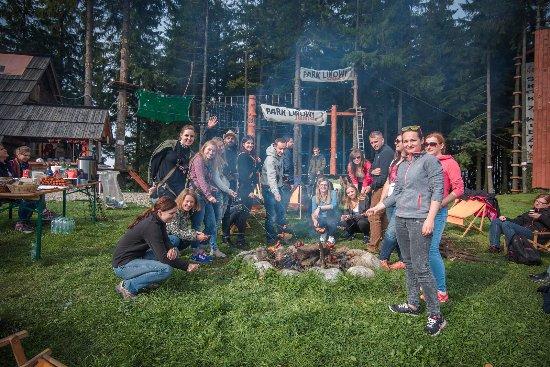 Adventure-Park Przygody Gubałowka