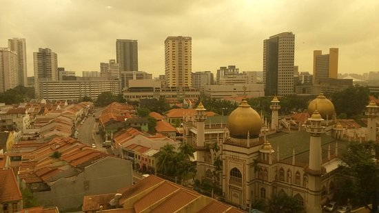 Village Hotel Bugis by Far East Hospitality: room view