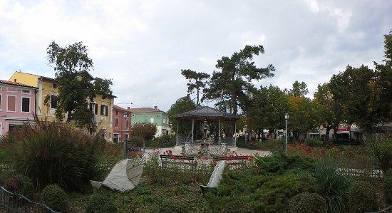 Izola, Eslovênia: Coppo Park