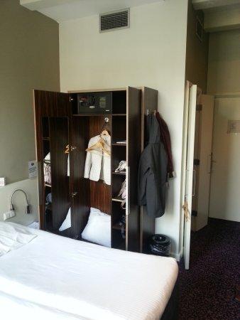 The Times Hotel - Kleines Doppelzimmer