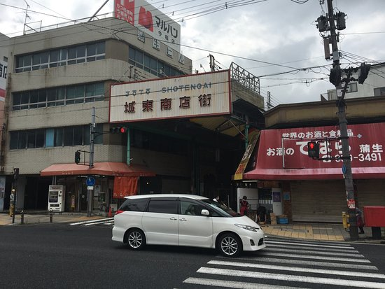 Joto Shotengai