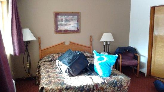 Motel Raine: Notre chambre 119 / impeccable