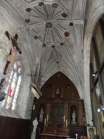 Saint-Valery-sur-Somme, Francja: Chapelle des marins