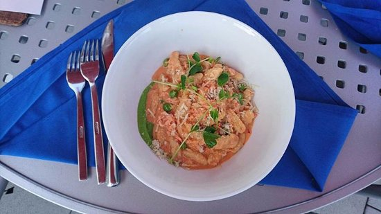 Lobster Cavatelli