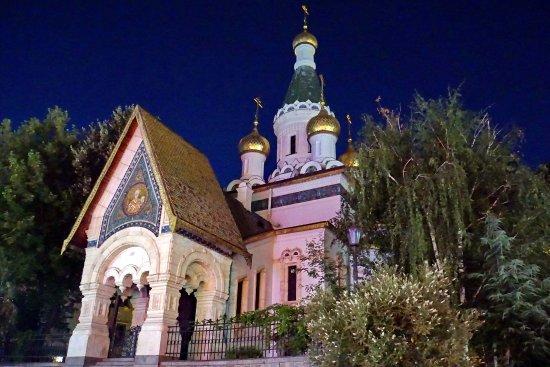 كنيسة سانت نيكولاس الروسية