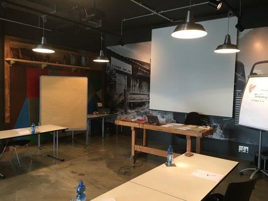 Thessoni Classic Zurich: Seminarraum