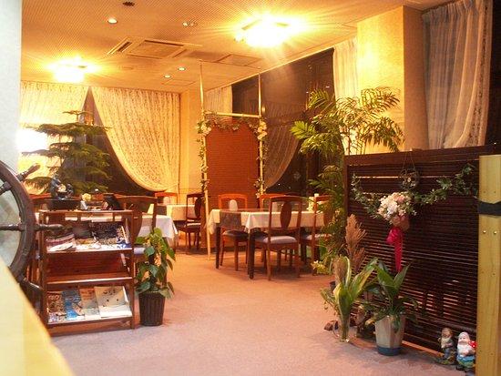 Tokushima Prefecture, Japan: 1Fレストラン