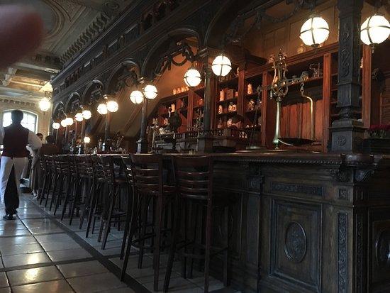 Cafe Pushkin Moscow Menu