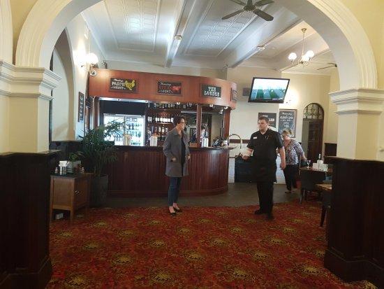 Kalamunda, Australia: Lounge bar