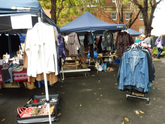 Rozelle Collectors Market